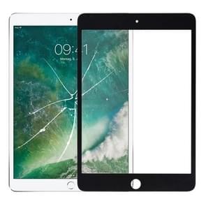 Voorkant scherm buitenste glazen lens voor iPad Mini 5 A2124 A2126 A2133 (zwart)