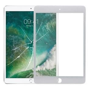 Glazen lens voor het scherm aan de voorkant voor iPad Mini 5 A2124 A2126 A2133 (wit)
