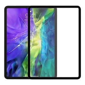 Buitenglaslens voor het scherm aan de voorkant voor iPad Pro 11 inch (2020) (zwart)