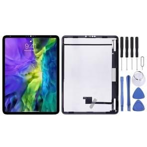 LCD-scherm en digitizer volledige assemblage voor iPad Pro 11 inch (2020) (Zwart)