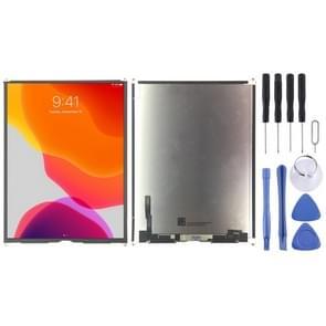 LCD-scherm en digitizer volledige assemblage voor iPad 10.2 A2200 A2198 A2232 (Zwart)