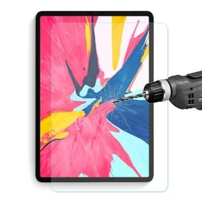 ENKAY Hat-Prins 0.33mm 9H 2.5D gebogen rand vol scherm Tempered glas Film voor iPad Pro 11 inch (2018)
