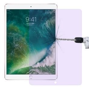 0 33 mm 9H 2.5D Anti Blue-ray explosieveilige getemperd glas Film voor iPad Pro 10.5 (2017)