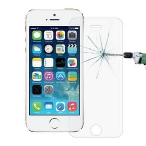 For iPhone SE & 5s & 5C & 5 0.26mm 9H Surface Hardness 2.5D Explosion-proof Tempered Glass Screen Film
