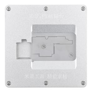MIJING Z11 Mainboard BGA Reballing Fixture Circuit Board Repair Platform for iPhone X