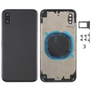 Back Housing Cover with Appearance Imitation of iPhone XS for iPhone X