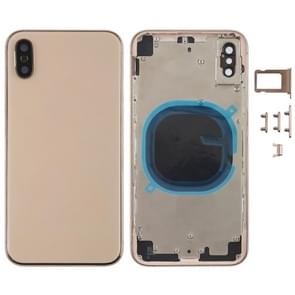 Back Housing Cover with Appearance Imitation of iXS for iPhone X
