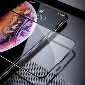Benks V PRO  0.3mm Tempered Glass + Metal Dust Screen for iPhone XS MAX