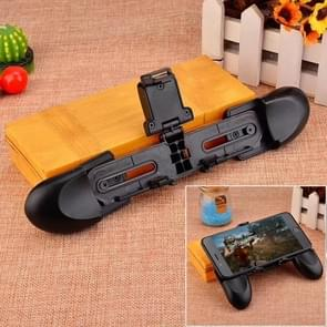 Eats Chicken to Assist the Jedi Survival Stimulation Battlefield Mobile Folding Handle Grip Gamepads, For iPhone, Galaxy, Sony, HTC, LG, Huawei, Xiaomi and other Smartphones