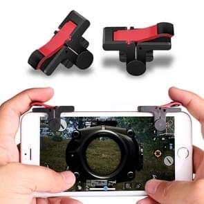 D9 Eet kip mobiele telefoon Trigger schieten Controller druk op knop handvat