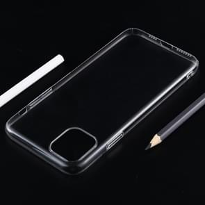 Shockproof PC Protective Case for iPhone 11 Pro (Transparent)