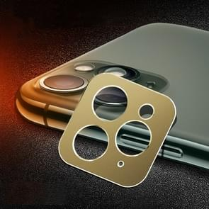 Rear Camera Lens Protection Ring Cover for iPhone 11 Pro / 11 Pro Max(Gold)