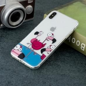 TPU beschermhoes voor iPhone XS Max