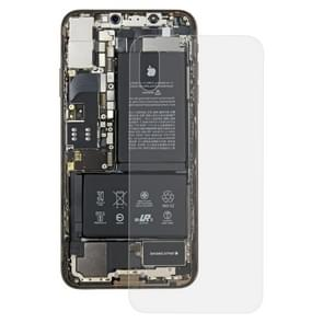 Transparent Back Cover for iPhone XS Max(Transparent)