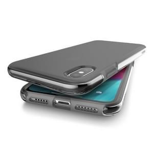 ROCK Guard Series TPE + TPU Soft Case for iPhone XS Max (Black)