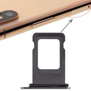 SIM Card Tray for iPhone XS Max (Single SIM Card)(Black)