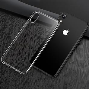 USAMS US-BH444 Ultra-thin Soft TPU Case for iPhone XS Max (Transparent)