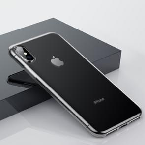 Baseus eenvoudige reeks transparante TPU Case voor iPhone XS Max