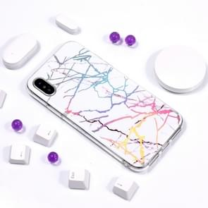 Shiny Laser TPU Case for iPhone XS Max