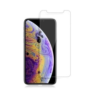 mocolo 0.33mm 9H 2.5D Tempered Glass Film for iPhone XS Max (Transparent)