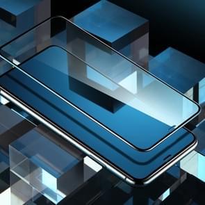 ROCK 0 23 mm vloeiende rand 7D gebogen oppervlak Anti Blue-ray vol scherm Tempered glas Film voor iPhone XR
