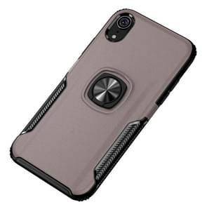 ESR glitter serie PC + TPU sparkly Diamond Case voor iPhone XR (Rose goud)