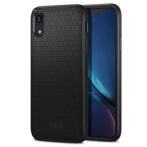 ESR Kikko Series Anti-slip Texture TPU Soft Case for iPhone XR(Black)