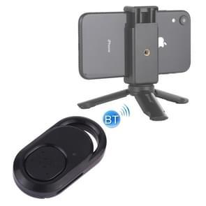 BRCMCOM Chip Universal Bluetooth 3.0 Remote Shutter Camera Control Self-timer, Universal Bluetooth 3.0 Remote Shutter Camera Control for IOS/Android(Black)