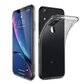 ESR Essential Zero Series Ultra-thin Shockproof Soft TPU Case for iPhone XR(Black)