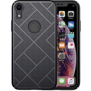 NILLKIN PC Heat Dissipation Back Air Case for iPhone XR (Black)