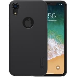 NILLKIN Frosted Concave-convex Texture PC Case for iPhone XR (Black)