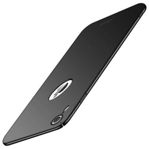 MOFI Frosted PC Ultra-thin Full Coverage Case for iPhone XR (Black)