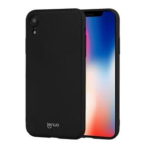lenuo Leshield Series Ultra-thin PC Case for iPhone XR (Black)