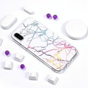 Shiny Laser TPU Case for iPhone XR