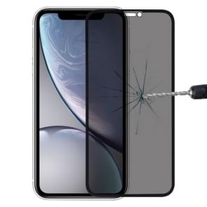 9H 6D Anti-glare Tempered Glass Film for iPhone XR