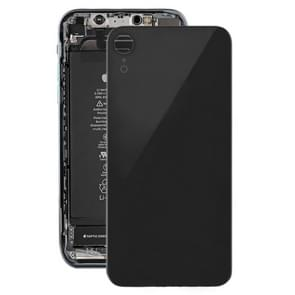 Back Cover with Adhesive for iPhone XR(Black)