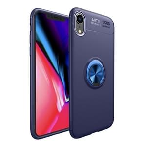 lenuo Shockproof TPU Case for iPhone XR, with Invisible Holder