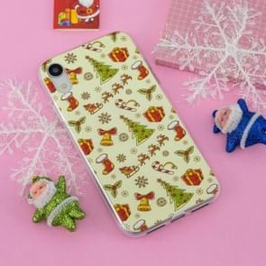 Christmas Series TPU Case for iPhone XR