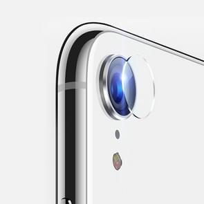 0.2mm 9H 2.5D Rear Camera Lens getemperd glas Film voor iPhone XR