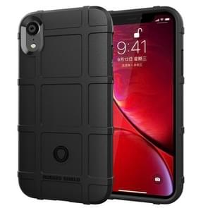 Full Coverage Shockproof TPU Case for iPhone XR(Black)