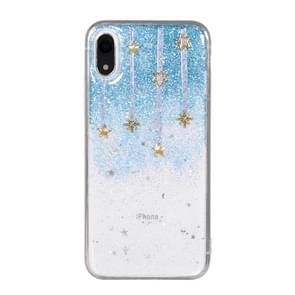 Meteor Pendant Pattern Case for iPhone XR
