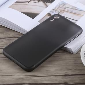 Ultradunne mat PP Case voor iPhone XR(Black)