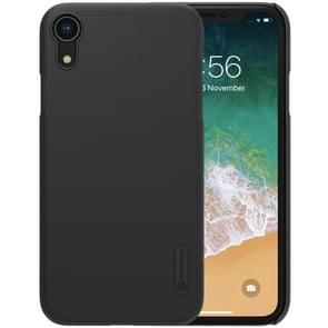 NILLKIN Frosted Concave-convex Texture PC Case for  iPhone XR  6.1 inch (Black)