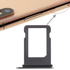 SIM Card Tray for iPhone XS (Single SIM Card)(Black)