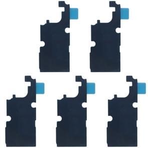 5 STKS moederbord warmte dissipatie sticker voor iPhone XS