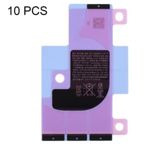 10 PCS Battery Adhesive Tape Stickers for iPhone XS