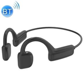 G1 Bluetooth 5.0 Wireless Ear-mounted Sports Bone Conduction Earphone (Zwart)
