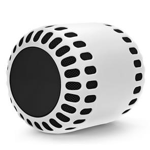 Smart Bluetooth Speaker Silicone Protective Cover for Apple HomePod (White)