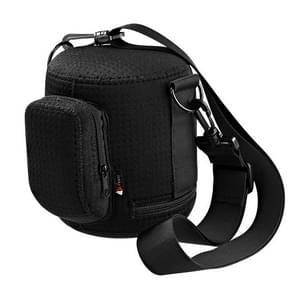 Portable Neoprene Anti-collision Waterproof Storage Bag for Apple HomePod Speaker (Black)