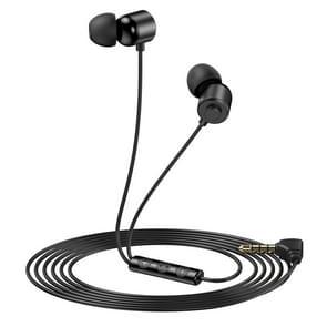 ipipoo iP-2 3.5 mm plug in-ear bedrade stereo Eerphone met Mic